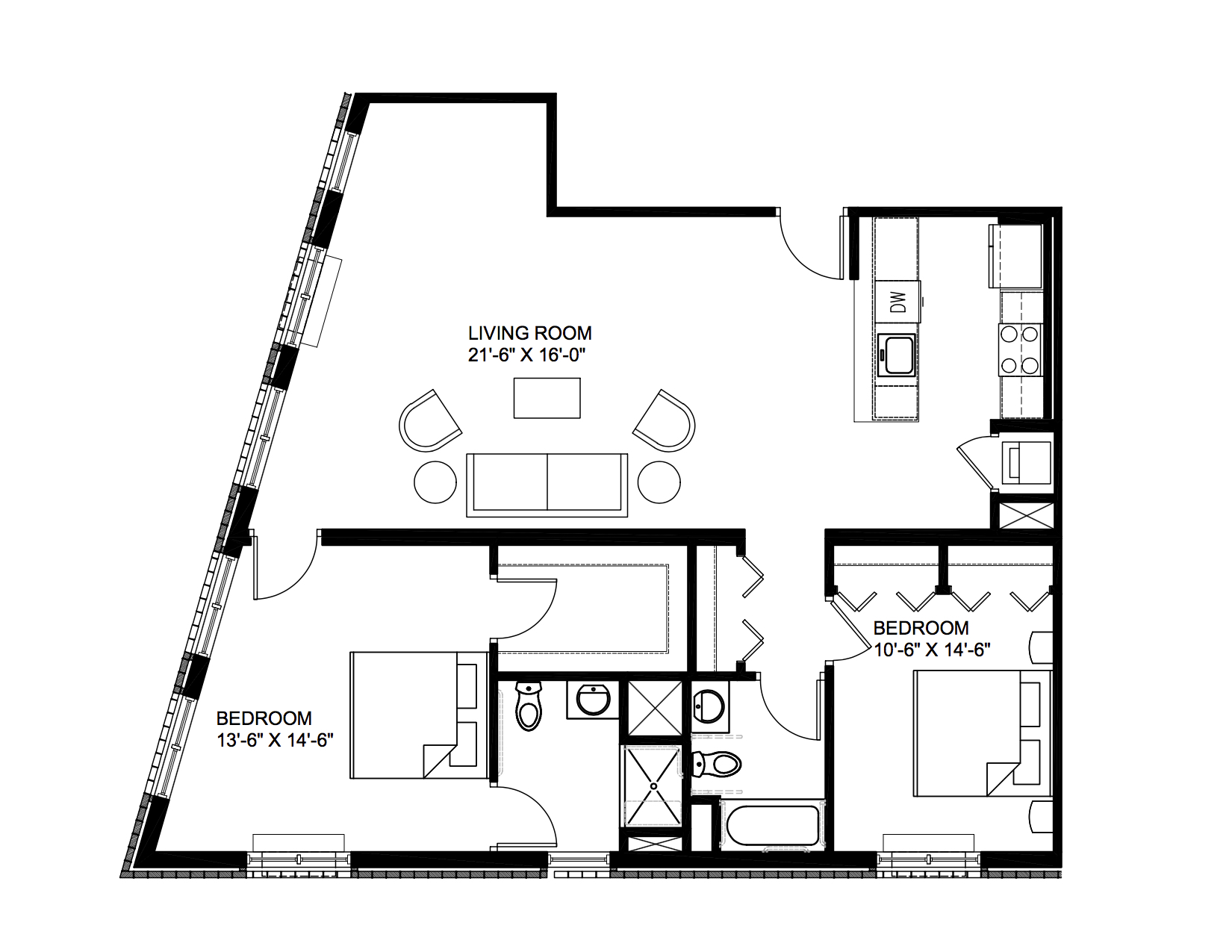 Bari - 2 Bedroom