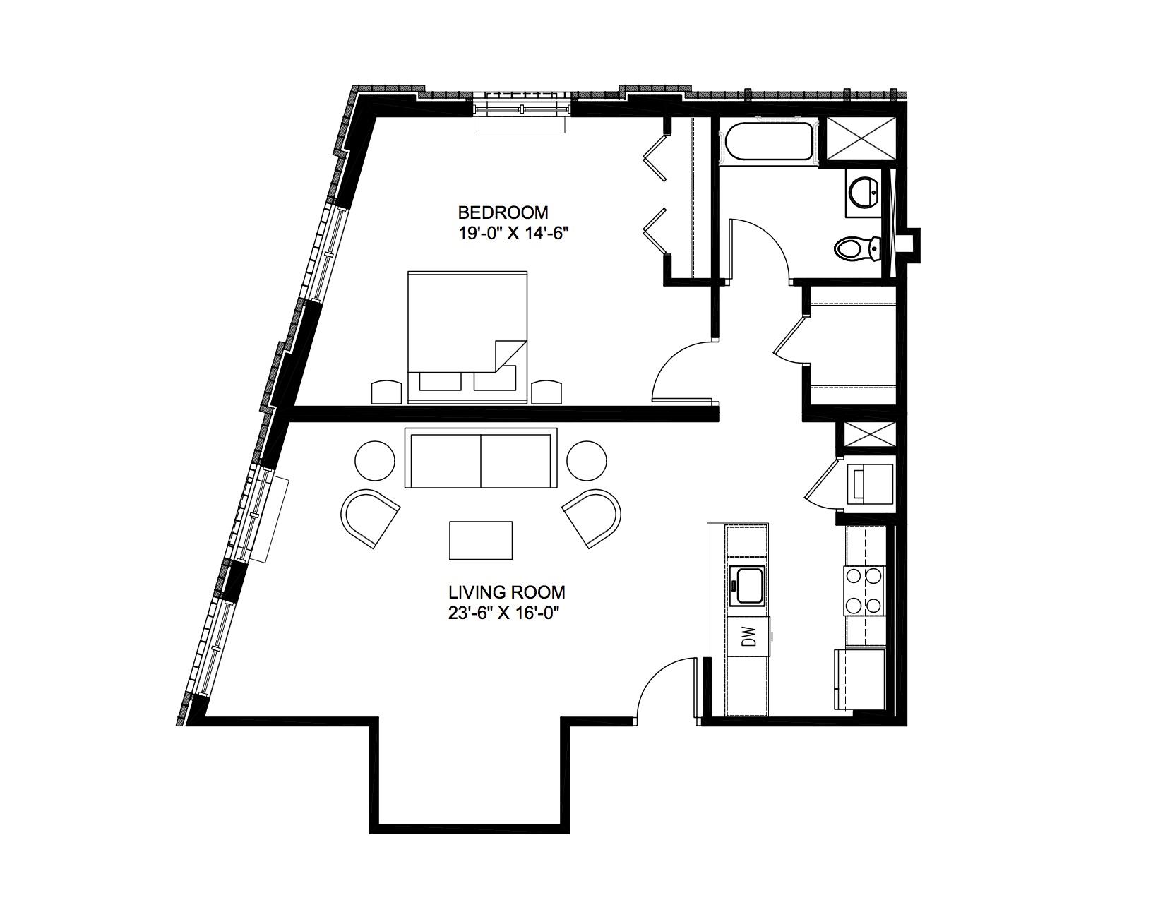 Morra - 1 Bedroom